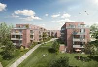 Neues Quartier in Hamburg