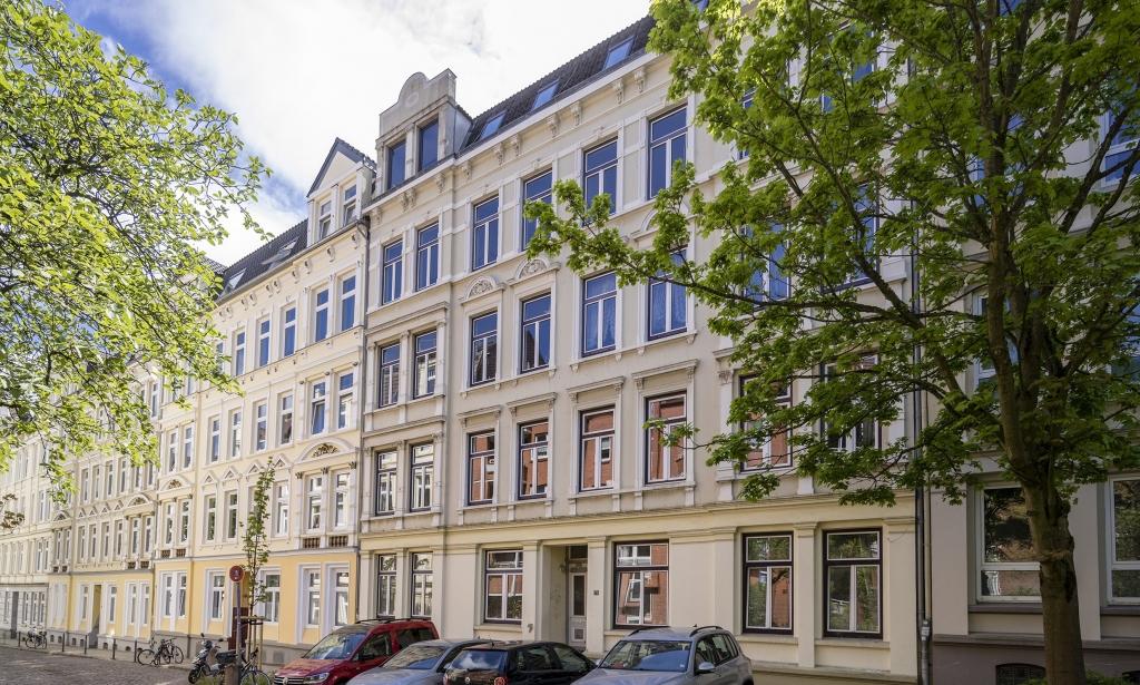 In Kiel erweitert Vonovia ihren Bestand um 1.000 Wohnungen in zentralen Lagen.