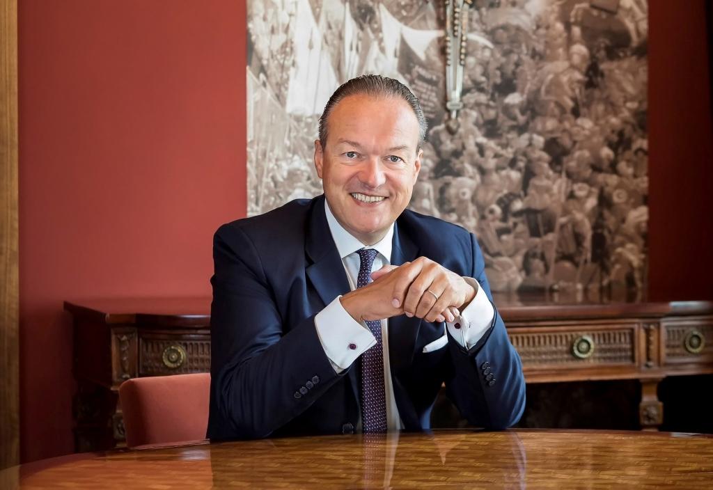 Bernold Schroeder übernimmt den Vorsitz von Kempinski