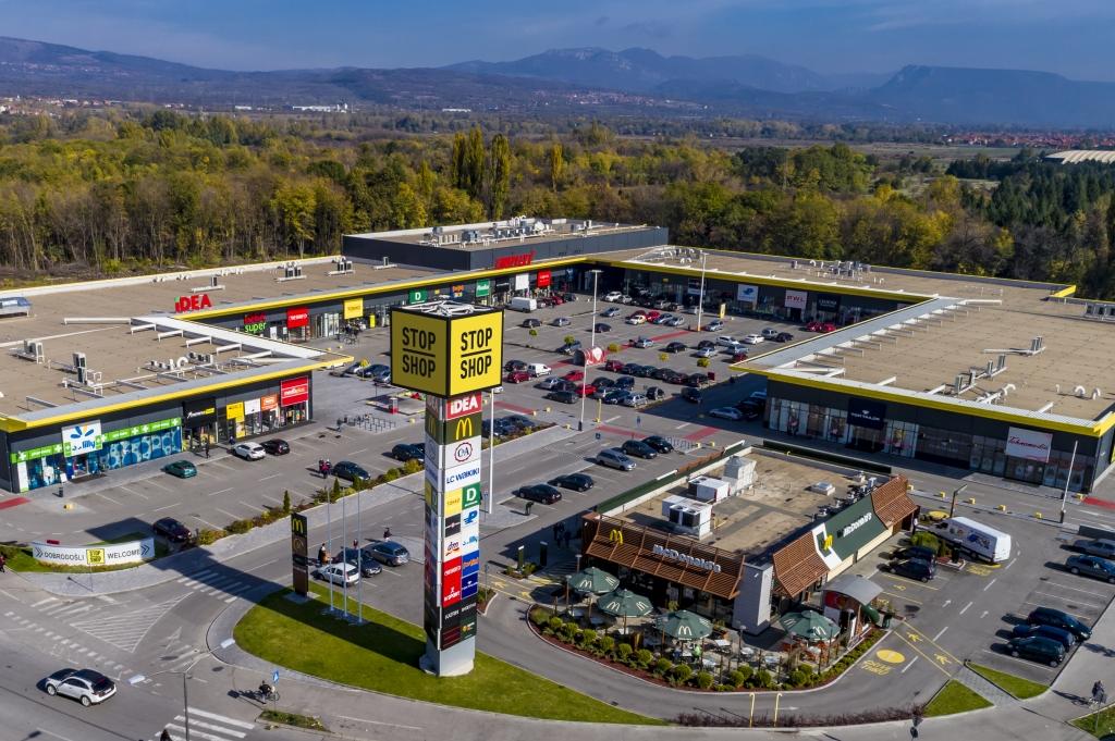 Die Immofinanz hat jetzt acht weitere Retailparks erworben