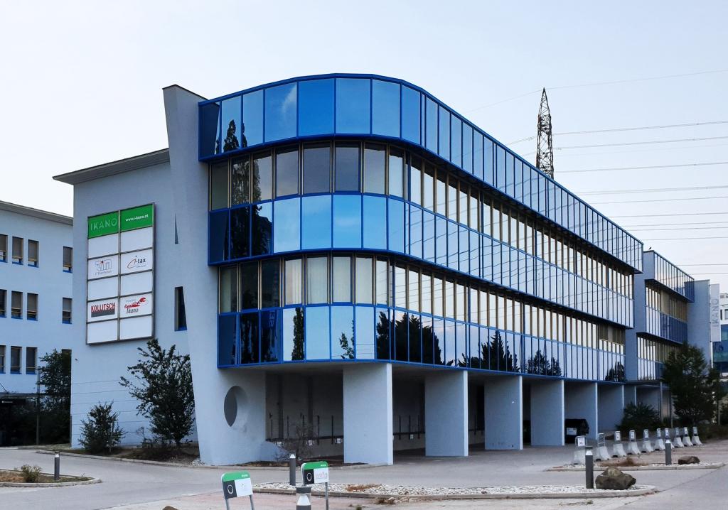 Der Ikano Office Park geht an einen Privatinvestor