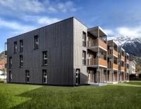 Das Holzmodulbau-Projekt in Schruns