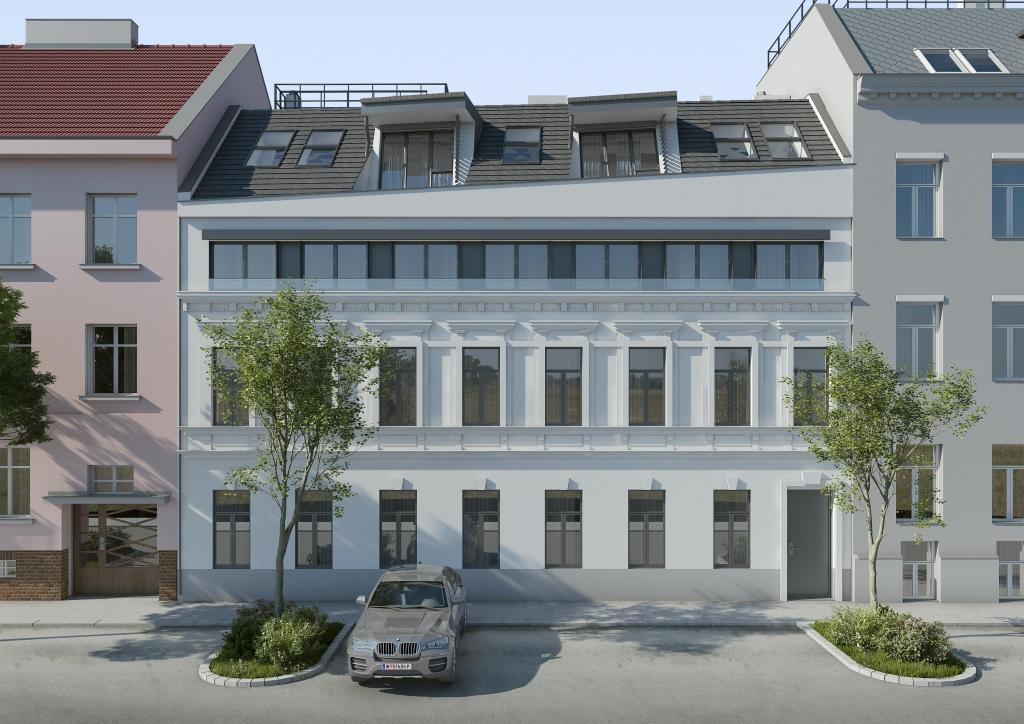 Das Projekt in Münchenstraße