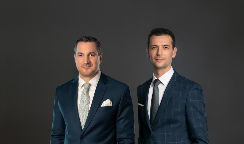 Maximilian Pasquali und Kristian Radosavljevic gründen Axian Investment Partners