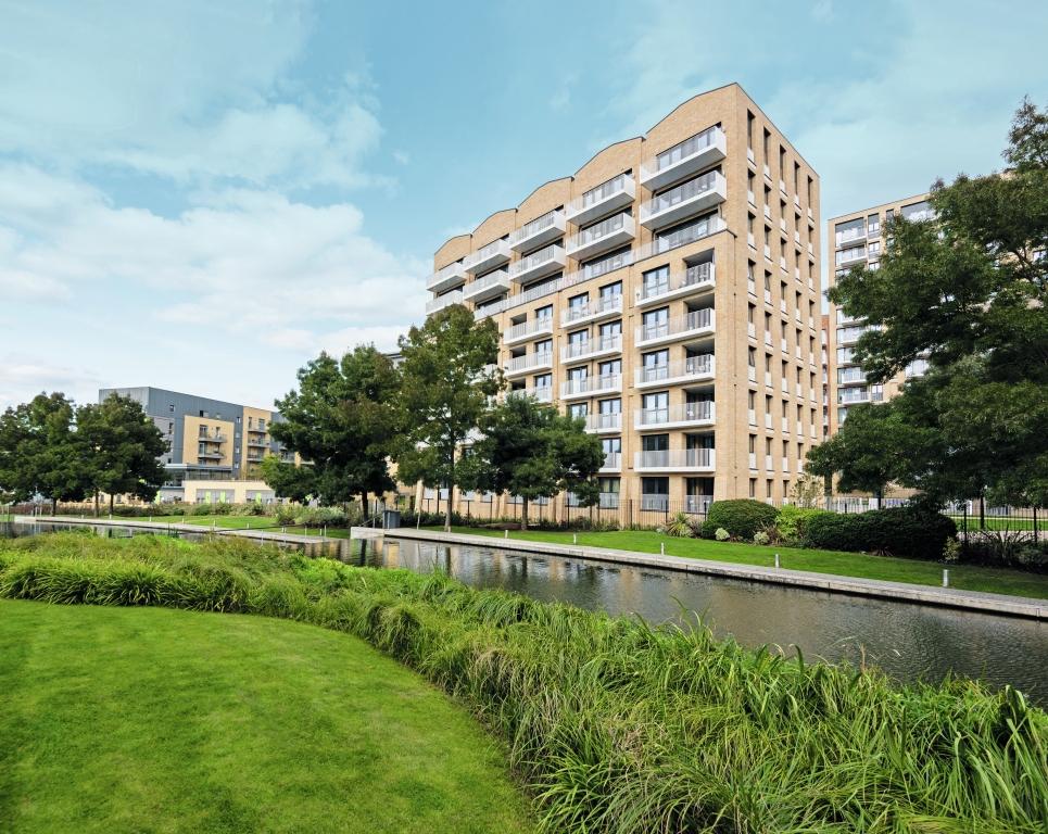Hochhausprojekt in London