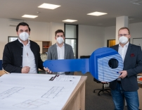 Spätauf zieht in neues Büro in den Technopark Raaba