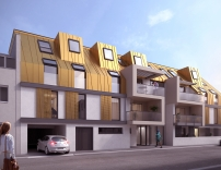 In Kaiserebersdorf entstehen 56 Eigentumswohnungen