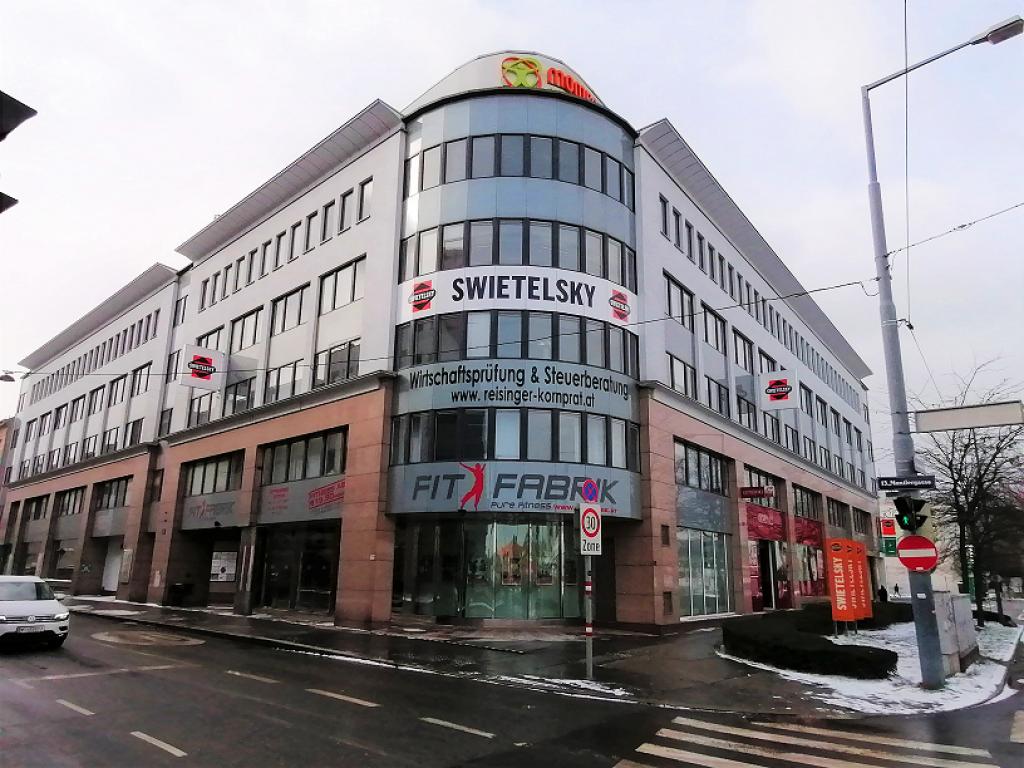 Rustler vermittelt neuen Bürostandort für Swietelsky