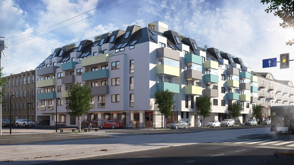 Das Wohnprojekt in der Wagramerstrasse 115