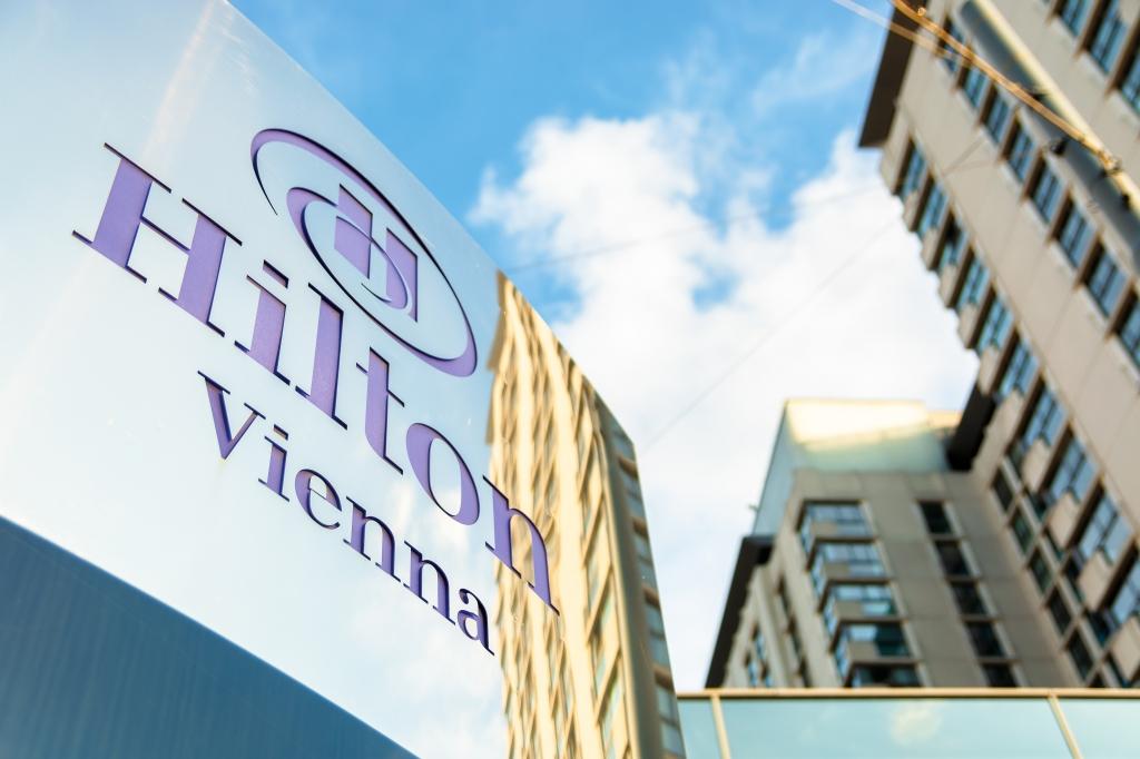 Das Hilton Vienna ist mit dem European Property Award ausgezeichnet worden