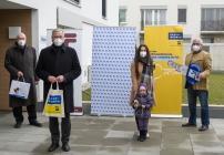 Wohnungsübergabe in Blindenmarkt