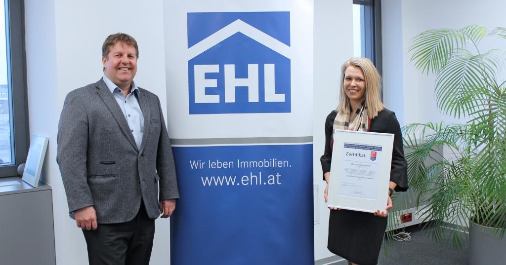 Great Place to Work: Michael Ehlmaier und Anita Wiesinger