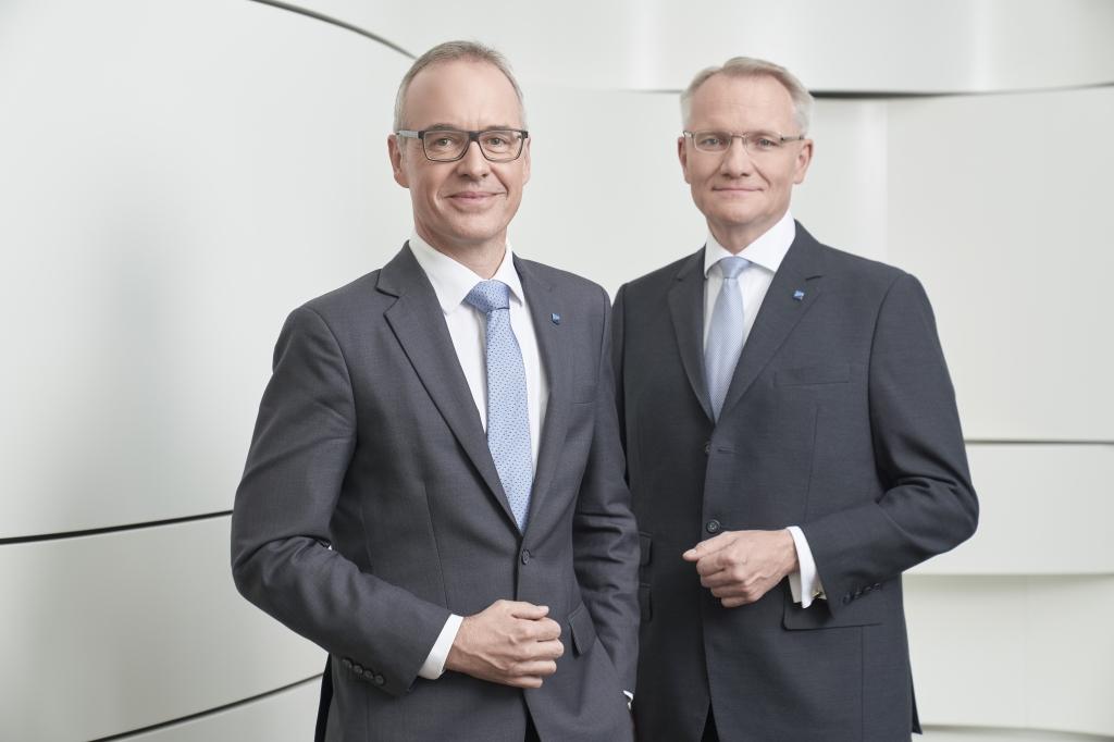 Wolfgang Viehauser und Udo Birkner (v.l.n.r.)