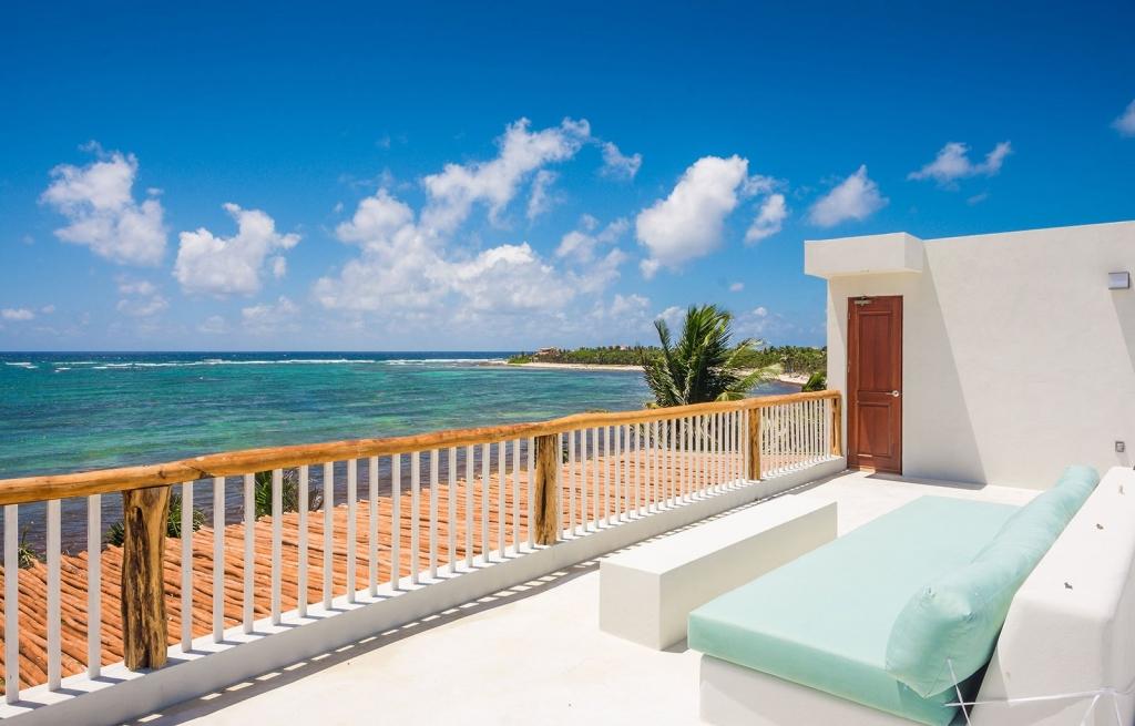 Villa am Soliman Bay Beach in Mexiko