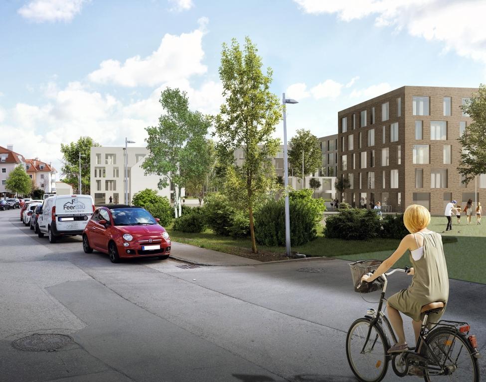 Die Spitalsgärten in Baden