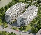 Die Catella hat mehrere Wohnprojekte in Wien gekauft, darunter die zwei Baukörper am Laaer Wald