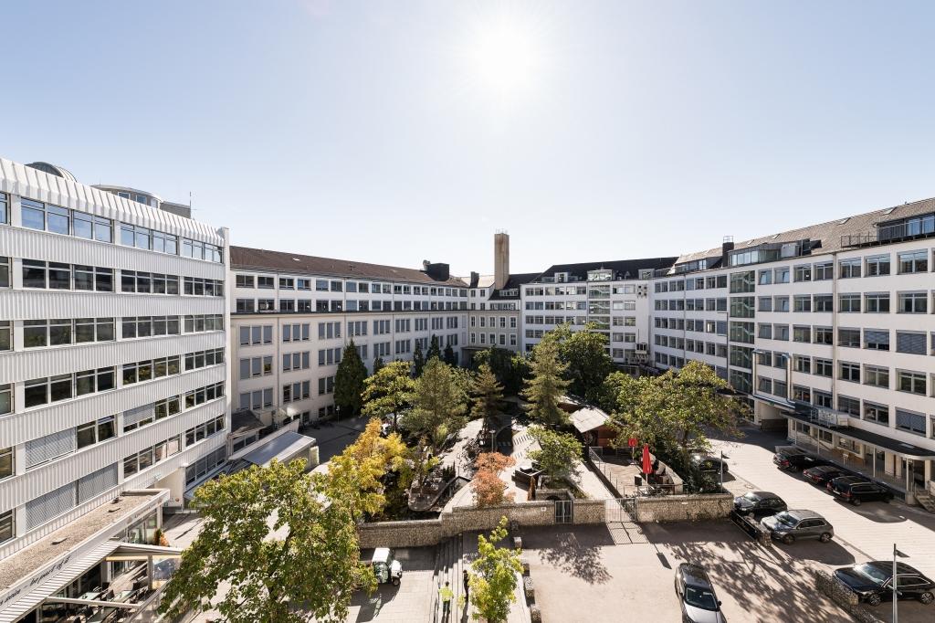 Das MediaWorks in München