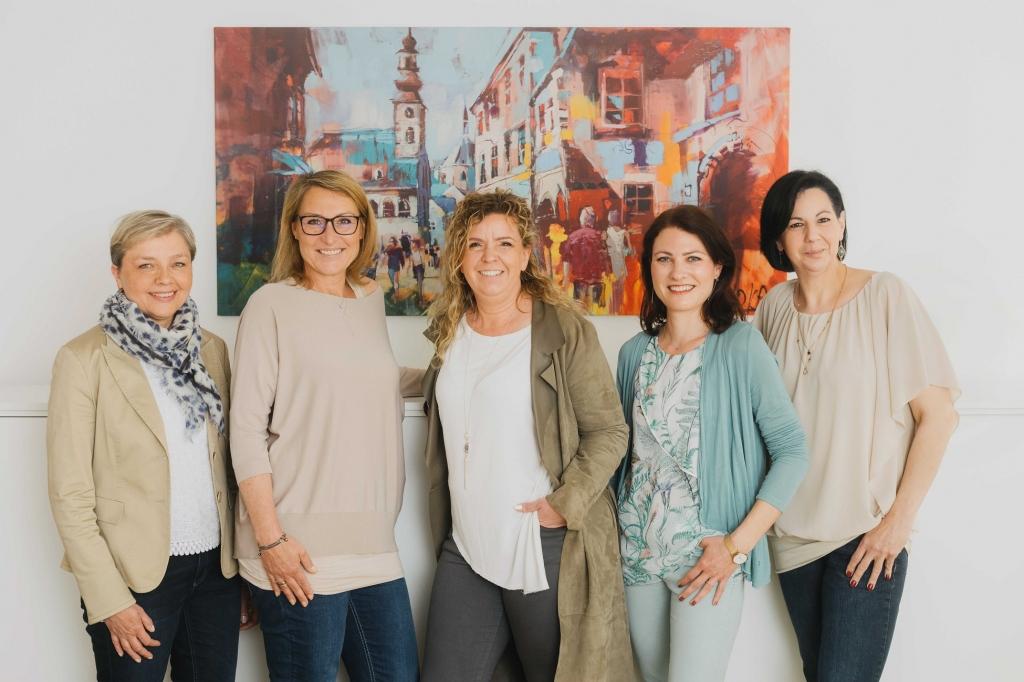 Das Rustler-Team in Mödling