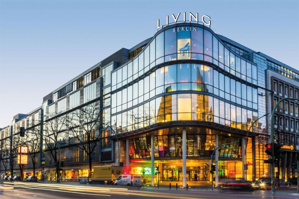 Das modernisierte Living Berlin