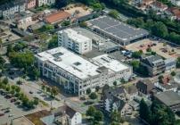 Das Glückauf-Center in Gladbeck