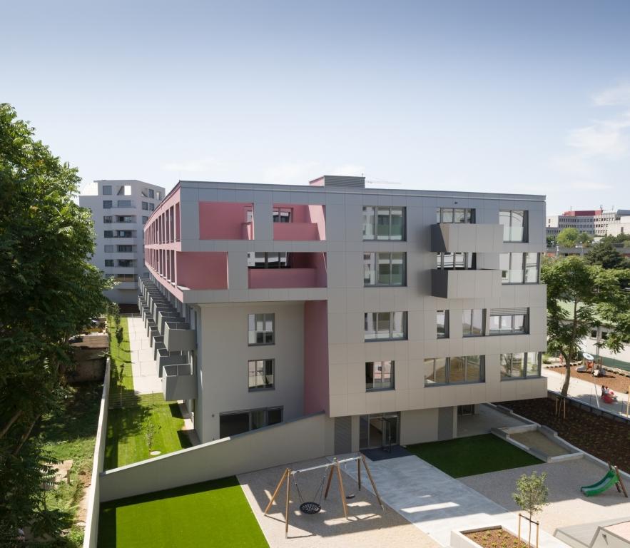 Das Projekt Geiselberg Wohnen