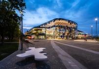 Das Shoppingcenter Aleja